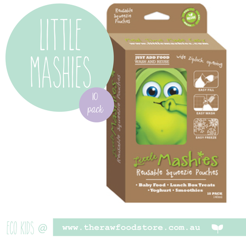Little Mashies - 10 Pack