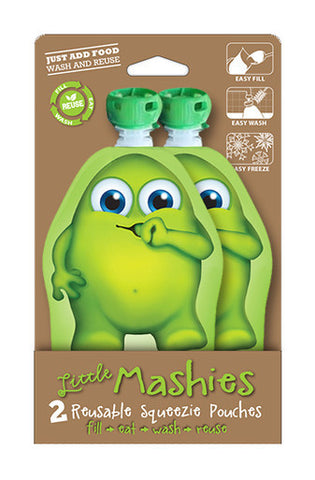 Little Mashies - 10 Pack & 2 Pack Options
