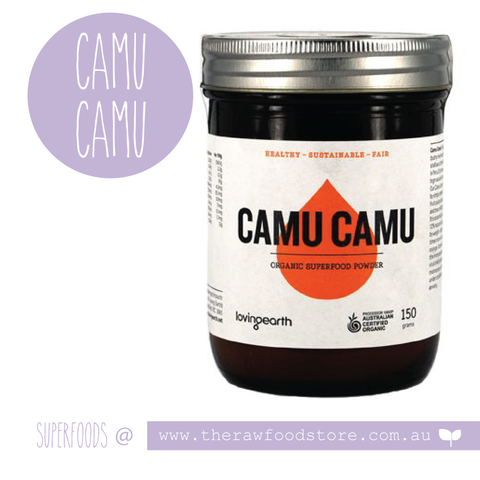 Loving Earth Camu Camu
