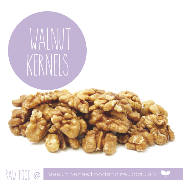 Walnuts -Raw and Organic
