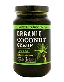 Organic Coconut Syrup 500g