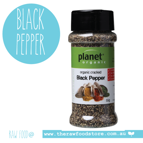 Black Pepper - Planet Organic - 55g