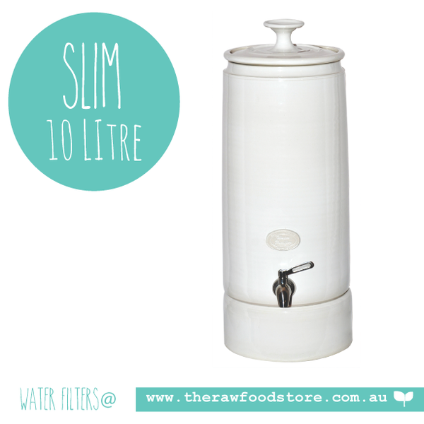 Ultra Slim Water filter 10L