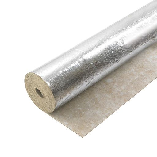 Udatech Silver Rubber foil backed underlay