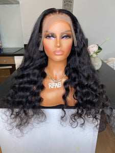 KUSH - LOOSE DEEP WAVE WIG.