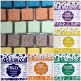 Solid Shampoo Bar - Oily/Flaky Hair