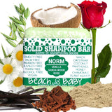 Solid Shampoo Bar - Normal Hair
