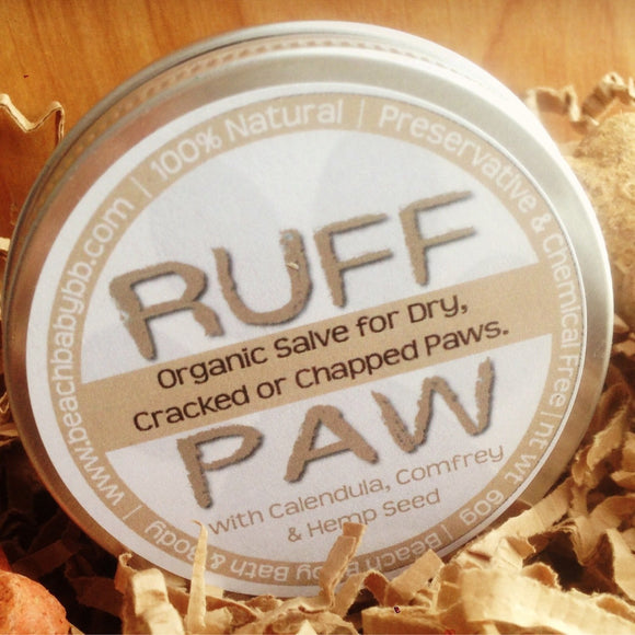 Ruff Pawz - TLC for tender skin
