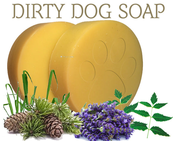 Dirty Dog 100% Natural Artisan Soap