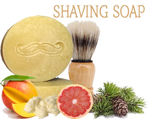 Shaving Soap - Beer (Unscented)