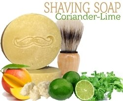Shaving Soap - Coriander Lime