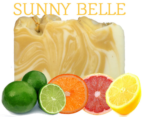 Sunny Belle Natural Artisan Soap