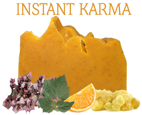 Instant Karma Natural Artisan Soap