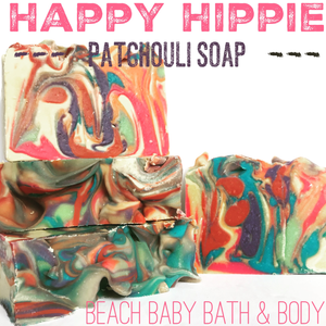 Happy Hippy Natural Artisan Soap