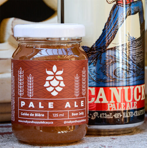 PALE ALE JELLY