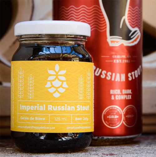IMPERIAL RUSSIAN STOUT JELLY
