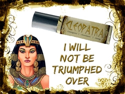 Cleopatra - Queen Collection Natural Perfume
