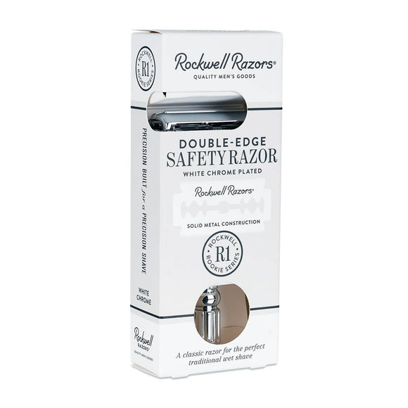 Rockwell Razors - R1 Double Edge Safety Razor