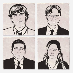 The Office Coasters