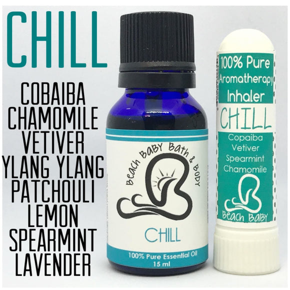 Chill 100% Pure Essential Oil Blend