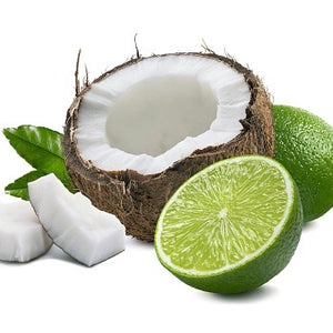 Coconut Lime Organic Lip Balm