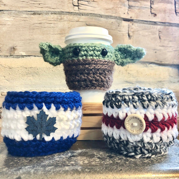 Cup Cozy - Maple Leafs