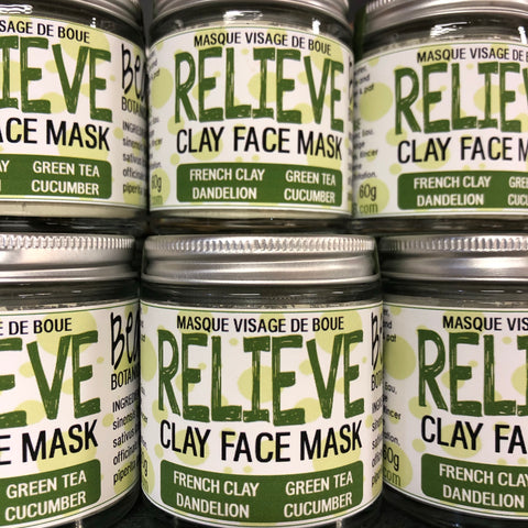 Relieve Facial Mask