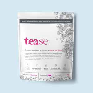 Organic Breakfast at Tiffany's | Energy Tea
