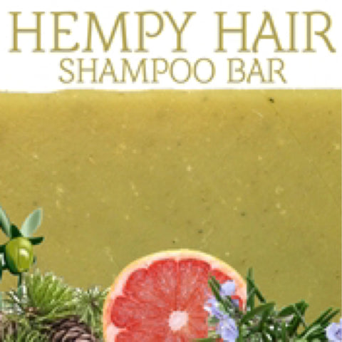 Hempy Hair Shampoo Bar