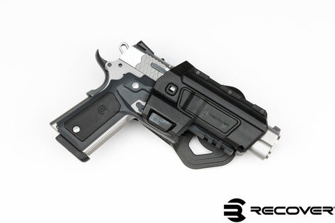 PASSIVE RETENTION HOLSTER FOR THE RECOVERED 1911 - RIGHT & LEFT - HC11