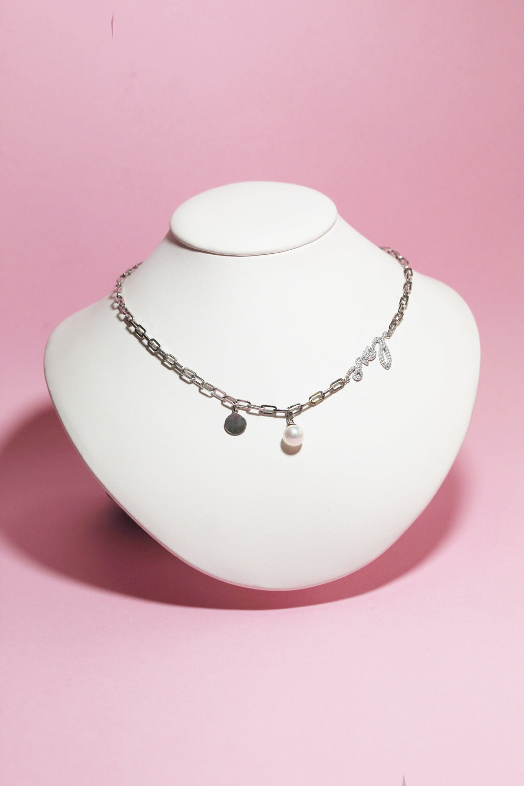 Chain Love Necklace