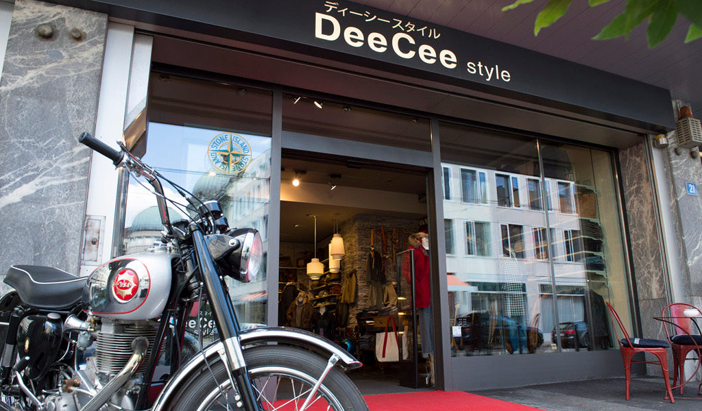 DeeCee style and Collaborations