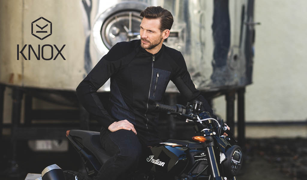Knox - Invisible Motorcycle Armour