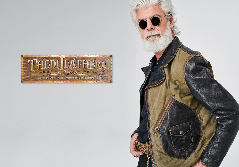 Thedi Leathers Made in Europe Leather Jackets