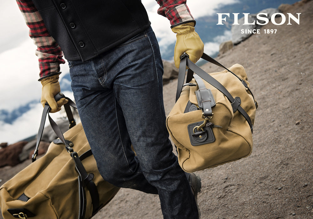 Filson Bags and Backpacks