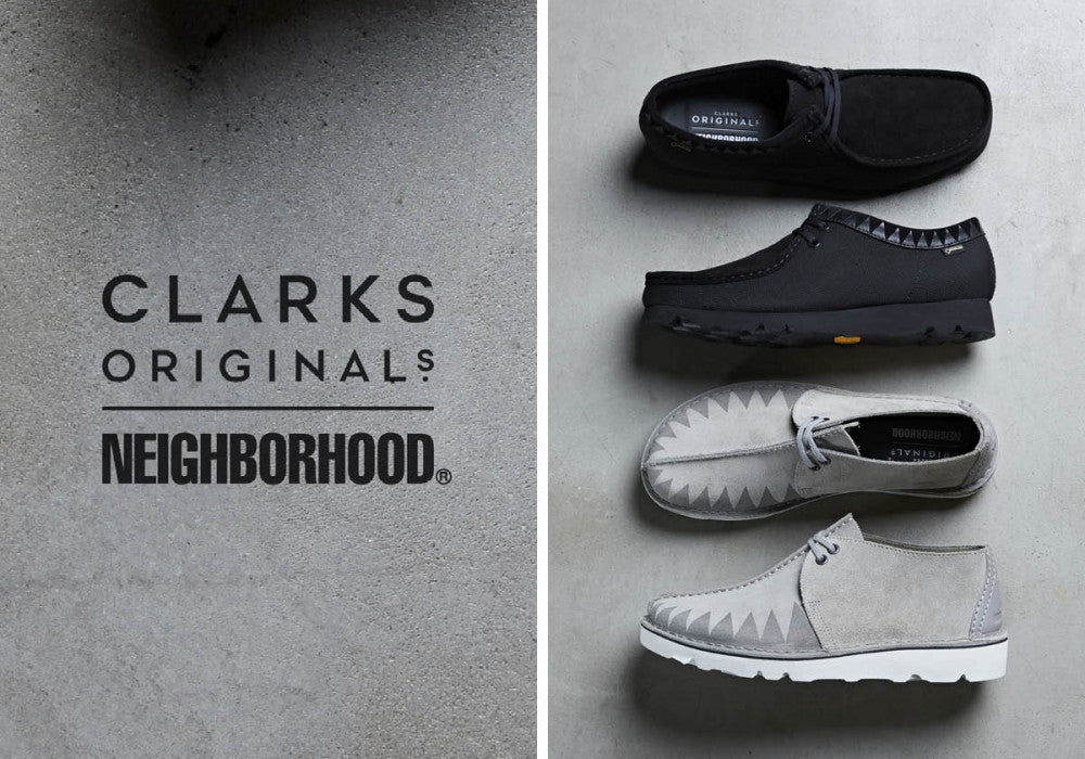 clarks originals x neigborhood