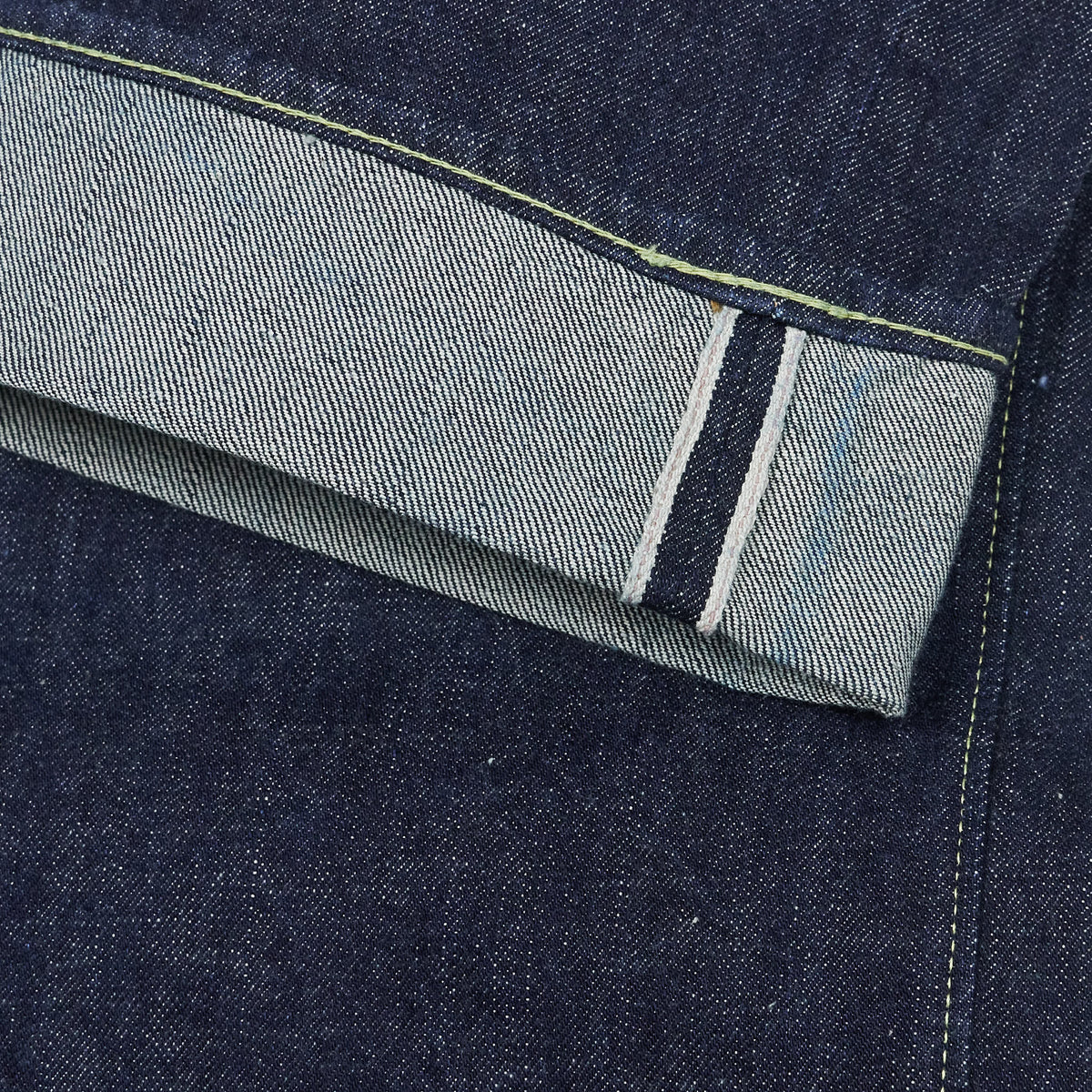 Sugar Cane WW2 Victory Star Selvage Denim Jeans