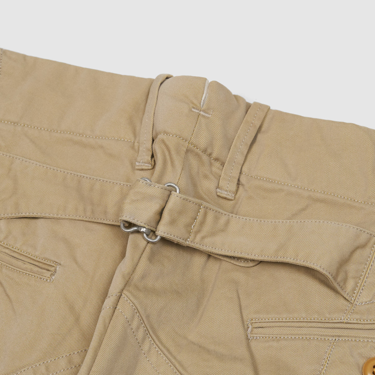 Haversack Buckle Back Chinos