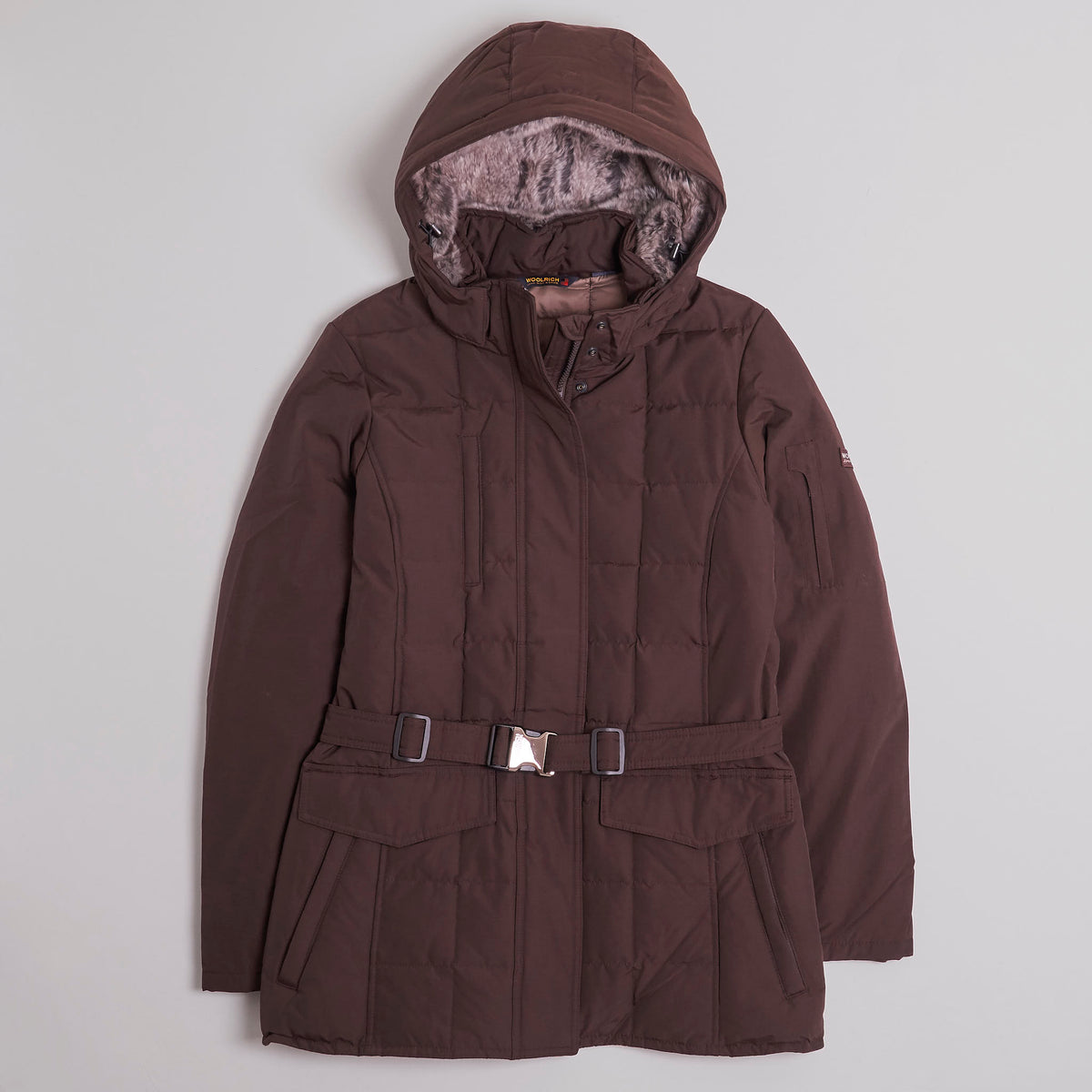 Woolrich Ladies Blizzard Down Jacket