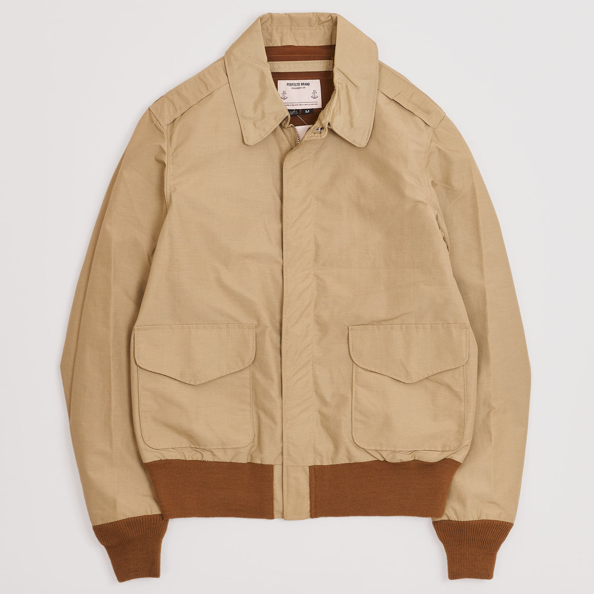 Schott NYC A-2 Aviation Summer Jacket