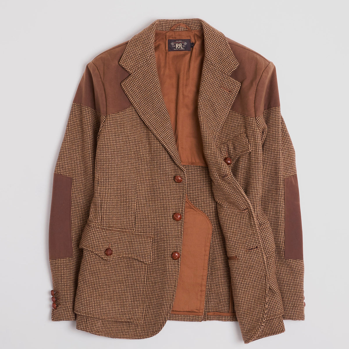 Double RL Wool Sportcoat