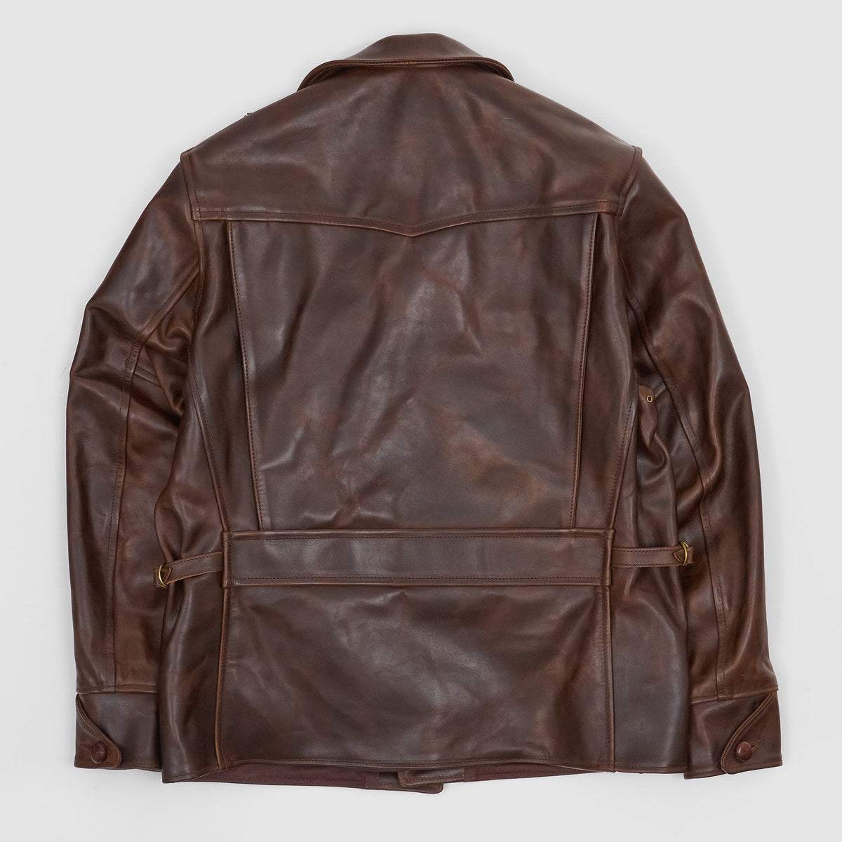 Aero Leathers Teamster Leather Jacket
