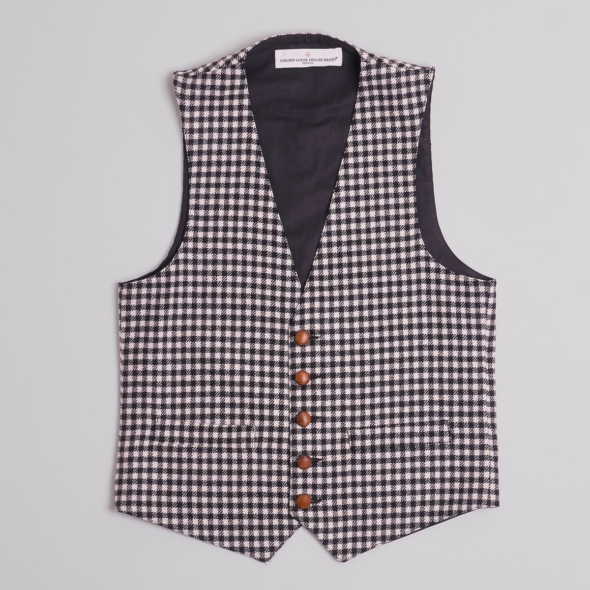 Golden Goose Deluxe Brand Wool Waist Coat