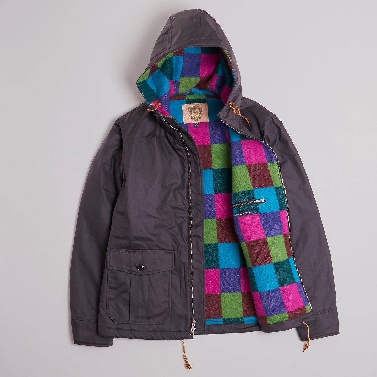 Billionaire Boys Club Bee Line Mountain Wax-Parka