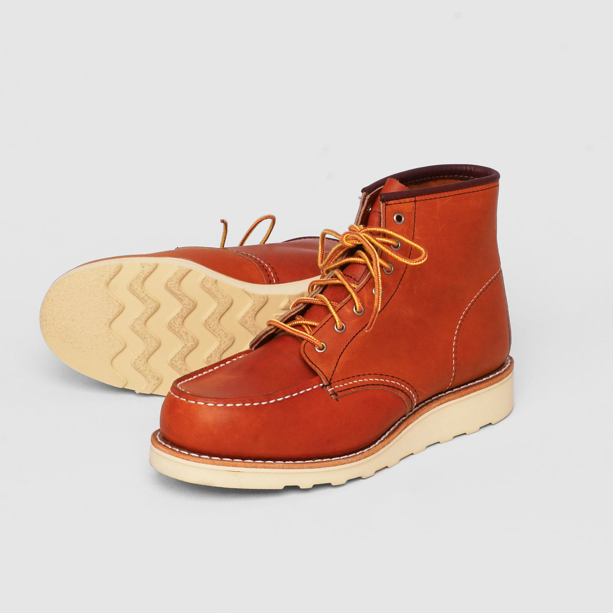 Red Wing Heritage Shoes Ladies Classic Moc-Toe, 3375, 3373