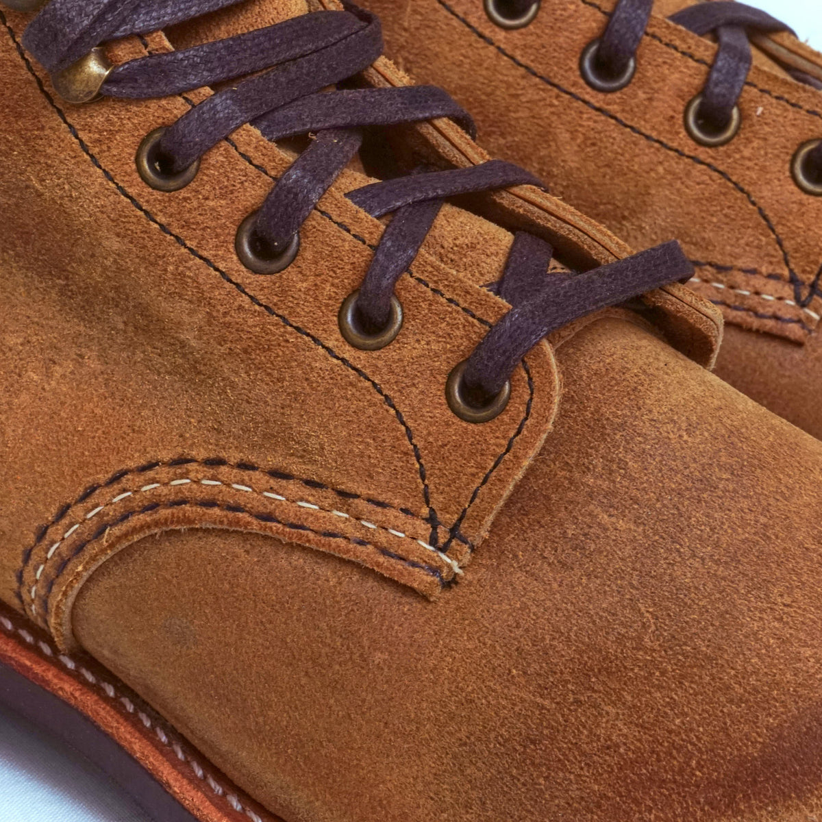 Red Wing Heritage Shoes Blacksmith, Suede 3344