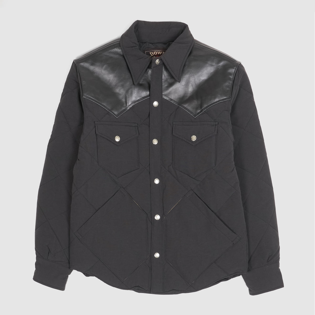 Sugar Cane Down Overshirt Jackets