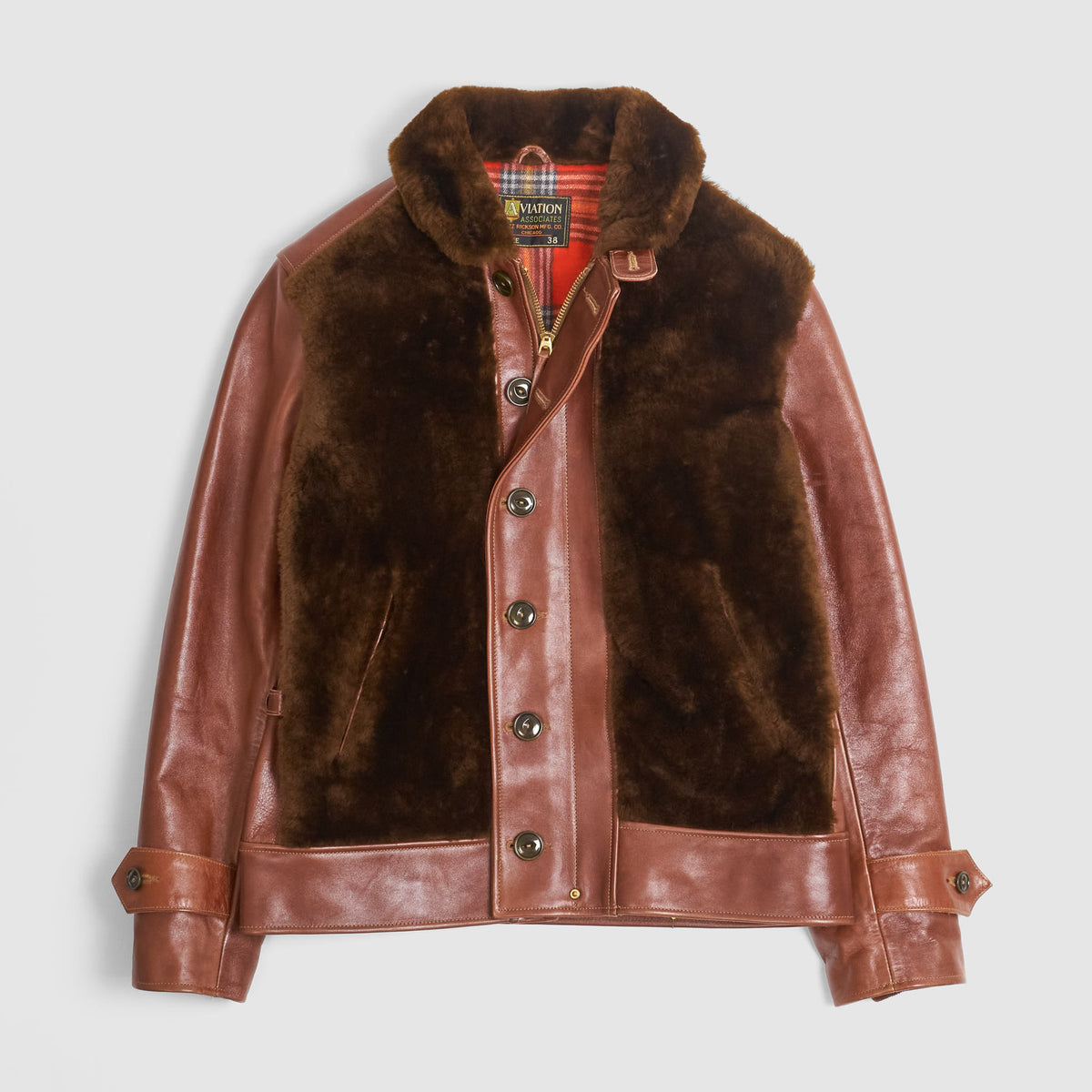Buzz Rickson's Grizzly Jacket Type N-1