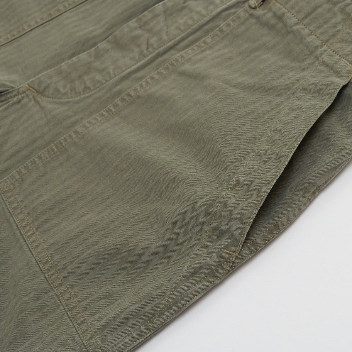 Double RL Military Fatigue Pants