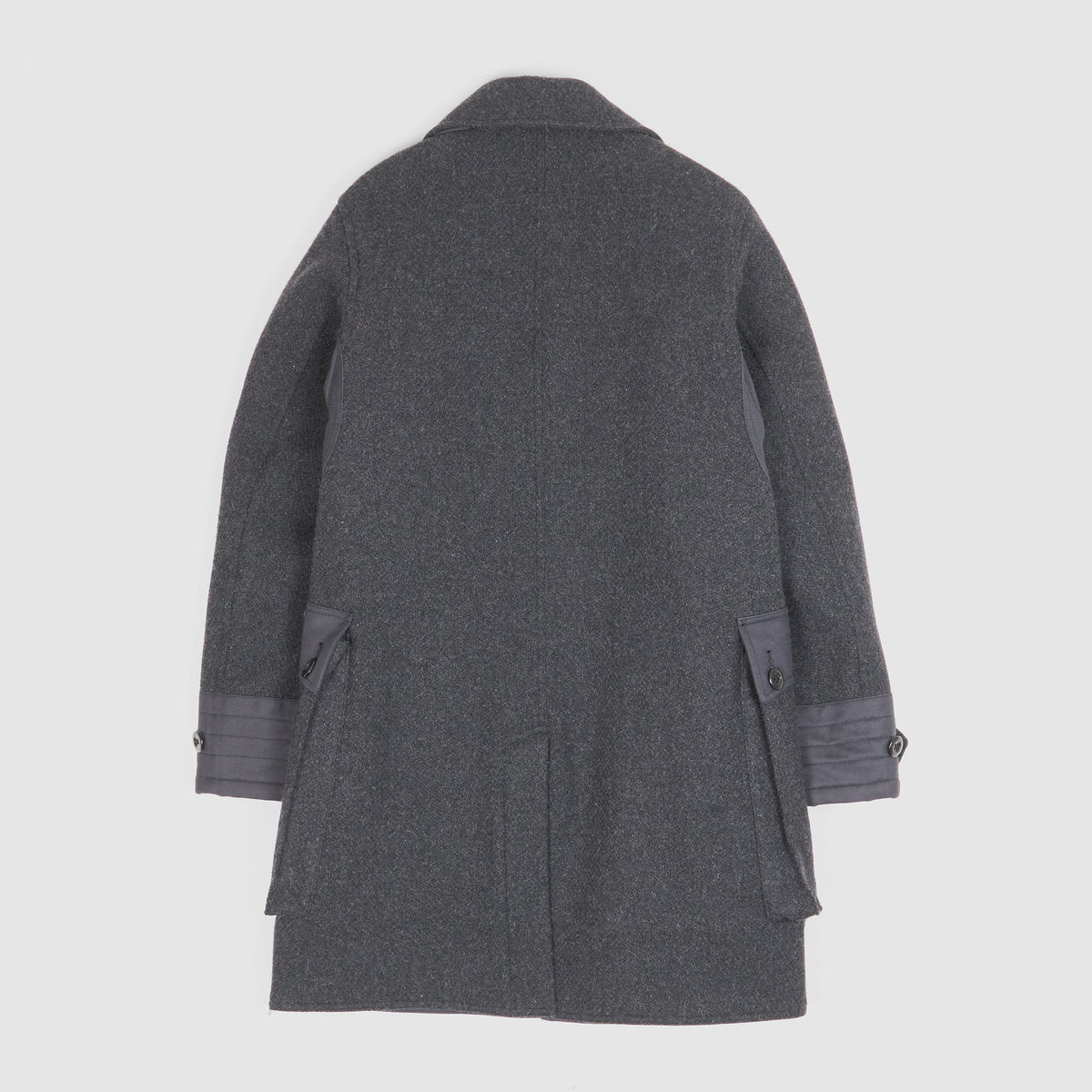 Neighborhood Military Wool Coat